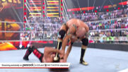 Cesaro looks to silence Seth Rollins with his own glove: WWE Hell in a Cell 2021 (WWE Network Exclusive)