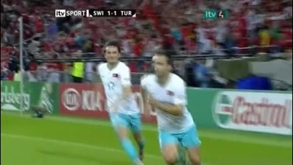 Switzerland 1 - 1 Turkey - Semih