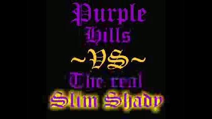 D12 Purple Hills Vs The Real Slim Shady