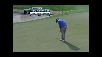 Изненадите на голф турнира в Аризона продължават