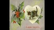 Много Стари Коледни Картички