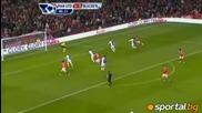 Manchester United - Blackburn 7:1 - Всички голове 27.11.2010