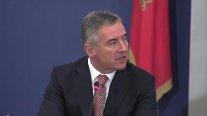 Борисов: Черна гора е готова за НАТО, това е важно за региона
