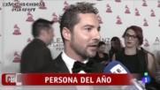 David Bisbal Homenajeando a Alejandro Sanz