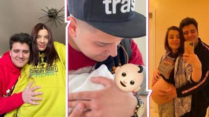 Проплака още едно влогърско бебе! Чарли Танев стана баща за първи път