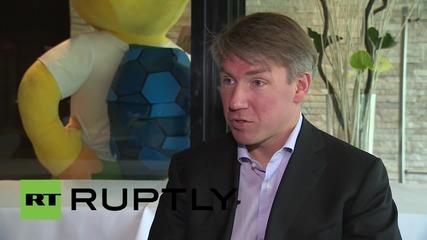 Switzerland: FIFA arrests not connected to 2018 World Cup bid - Russia's Sorokin