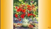 Joseph Gregor - Painter - ( Flowers )