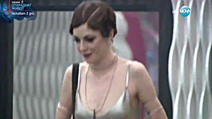 Красавицата Глория Петкова е част от звездното шоу