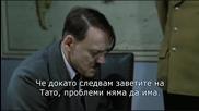 Хитлер научава за иззетите бюлетини в Костинброд.
