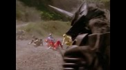 Power Rangers Wild Force - 27