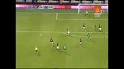 17.12 Милан - Волфсбург 2:2 Кристиян Дзакардо гол