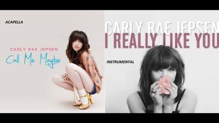 Carly Rae Jepsen - I Really Call You Maybe