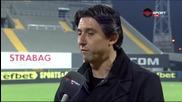 Мнението на Даниел Боримиров след служебната победа на Левски над Литекс