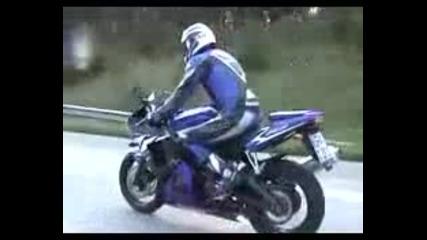 Edin den na Yamaha R6