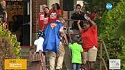 Начално училище посрещна децата с червен килим