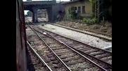 Пристигане на гара Пловдив