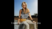 Ashley Tisdale - Goin Crazy Sing A Long