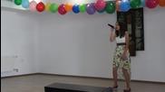 Гласът на Кзанлък-таня Мазнева