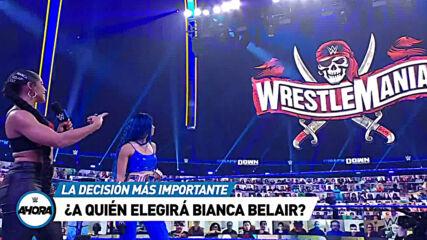 ESTA NOCHE en #SMACKDOWN: WWE Ahora, Feb 26, 2021