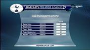 Шоуто Ливърпул - Тотнъм в 32-я кръг на Висшата лига