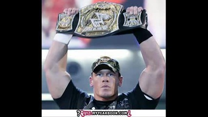 John Cenas titles