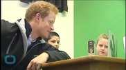 "Prince Harry In New Zealand: ""I'd Love To Have Kids Right Now, But..."""