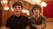 One Direction singing parody of What Make You Beautiful