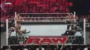 Double Broski Boot - John Cena & Zack Ryder