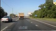 Emergency Braking of Truck