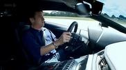 Top Gear - Н овото невероятно Lamborghini Aventador