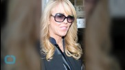 Dina Lohan -- Hey Michael, Pay Up ... Or Get Locked Up