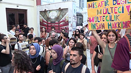 Turkey: Activists decry arrests and deportations of refugees in Istanbul