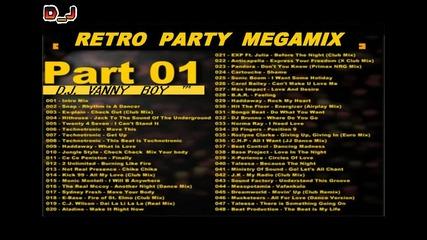 RETRO  PARTY  MEGAMIX ™