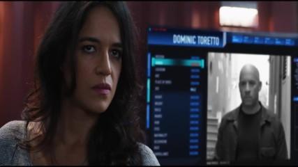 Бързи и Яростни 8 / Fast & Furious 8 - Official Trailer
