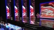 The X Factor 2009 - Rozelle Phillip - Auditions 2