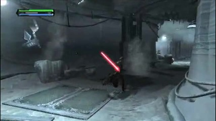 Star Wars: The Force Unleashed - The Ultimate Sith Edition Gameplay