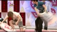 Star King - Eunhyuk & Eeteuk Pillow Fight