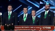 Belcanto - X Factor Live (20.10.2015)