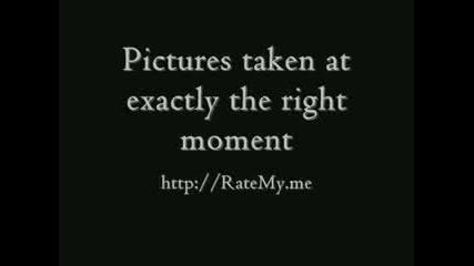 Снимки направени в точния момент