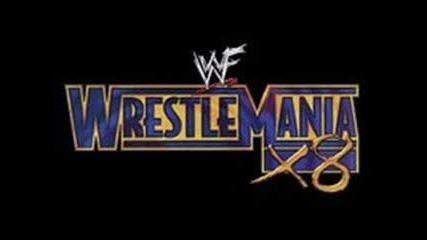 Wwe Wrestlemania 18 theme Song