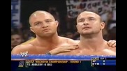 Smackdown 5.6.2004 John Cena Vs Doug Basham Part 1