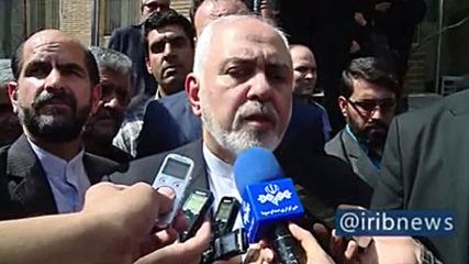 8f44d1a53c5 Iran: Tehran has exceeded nuclear deal's enriched uranium limit - FM Zarif