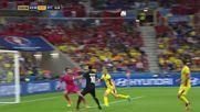 19.06.16 Румъния - Албания 0:1 * Евро 2016 *