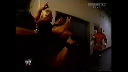 Wwe - King Of The Ring 2002 - Triple H Meets The Nwo