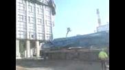 500 т. кран на Либхер