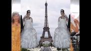 Снимки от сватбеното тържество на Сиси и Денис