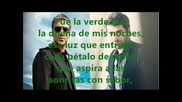 Antonio Orozco Ft Alejandro Fernandez Estoy Hecho Pedacitos De Ti ( Letra)