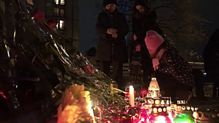 Ukraine: Candle-lit memorial service marks fifth anniversary of Euromaidan