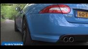 Jaguar Xkr S показва мощ
