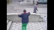 Бившeто Plovdiv Parkour Crew - 2007 First Movie